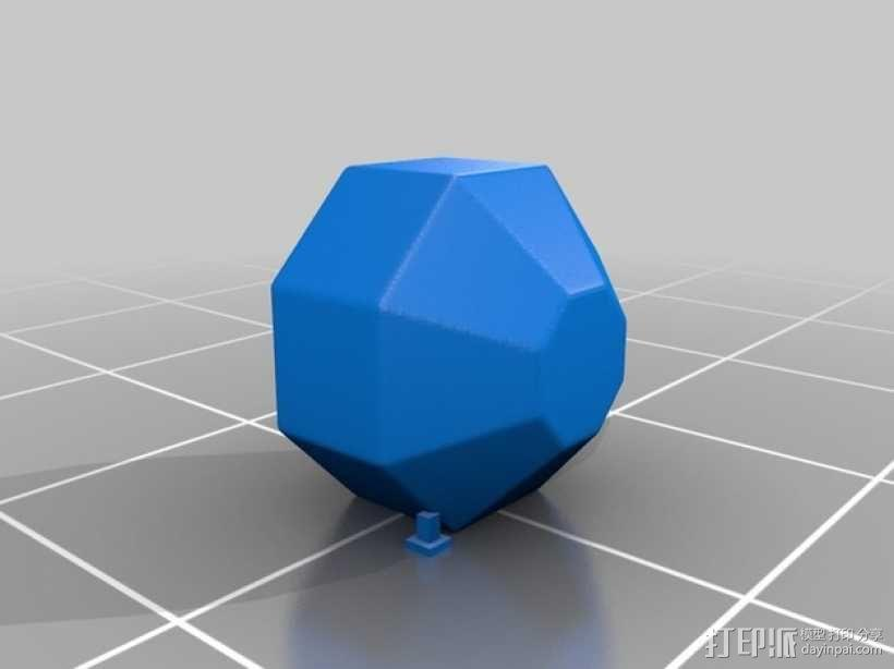 迷宫球游戏 3D模型  图4