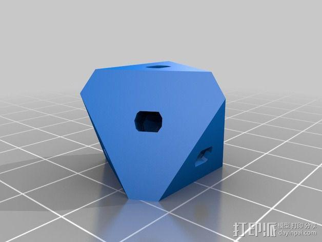 迷你心形齿轮 3D模型  图11