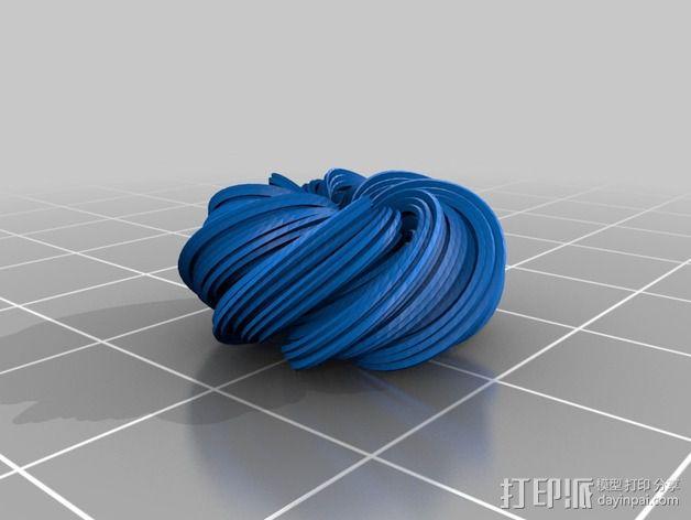 个性化 分形图案 3D模型  图5