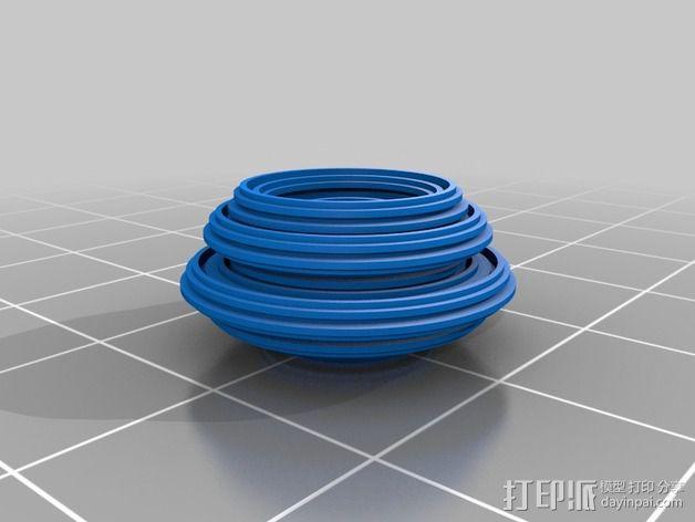 个性化 分形图案 3D模型  图6