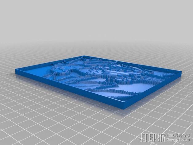 鹦鹉 3D模型  图3