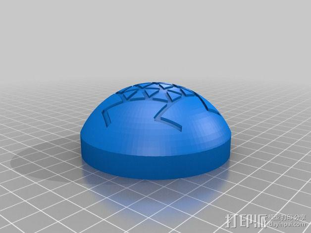九种镇纸 3D模型  图5