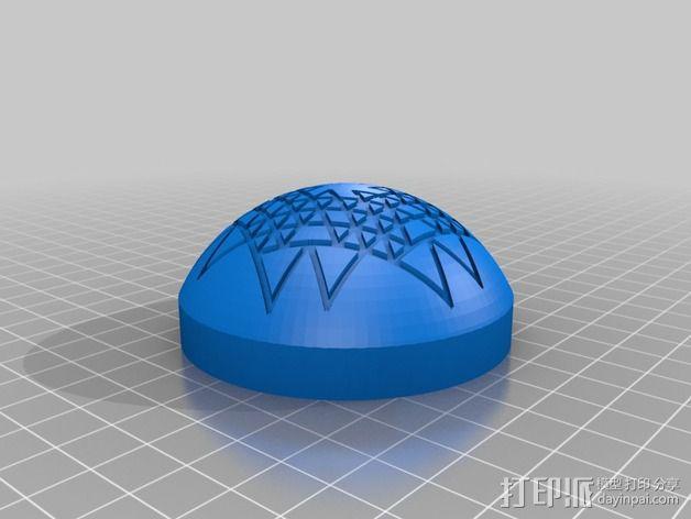 九种镇纸 3D模型  图6