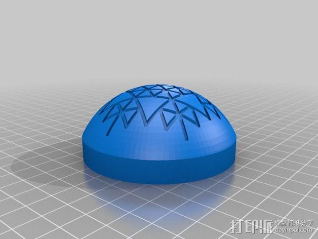 九种镇纸 3D模型  图8