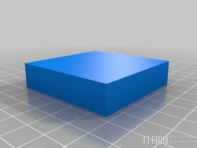 玛雅日历 模具 3D模型  图9