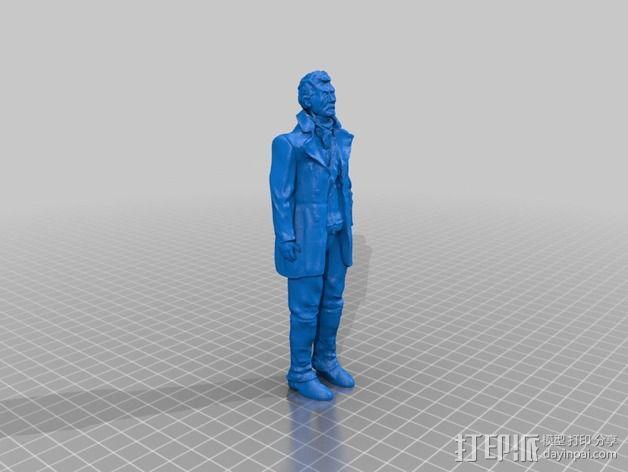 战地医生 3D模型  图1