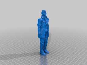 战地医生 3D模型