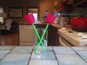带刺玫瑰 3D模型