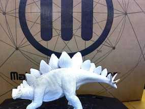 恐龙  3D模型