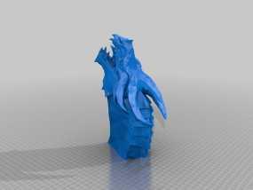 龙头  3D模型