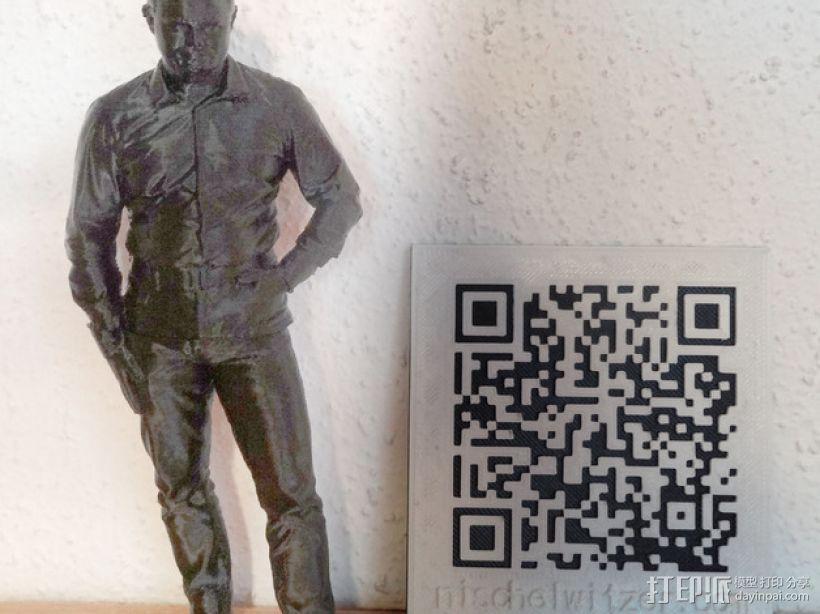 全身扫描制作的人偶 3D模型  图8