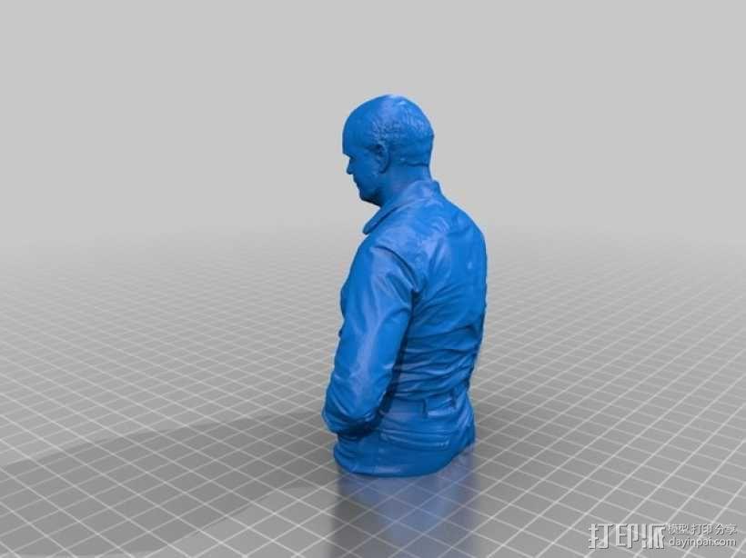 全身扫描制作的人偶 3D模型  图12