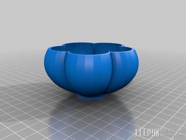 个性化花瓶/花盆 3D模型  图5