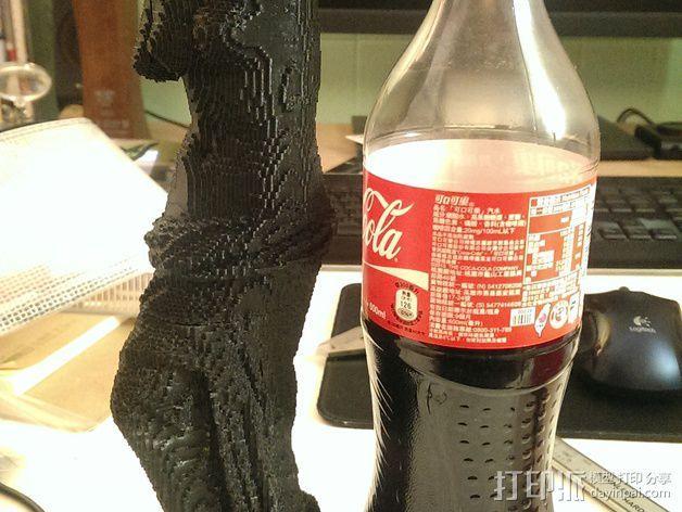 断臂维纳斯 雕塑 3D模型  图2
