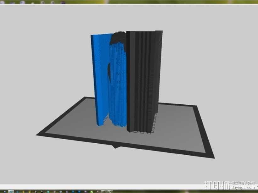 断臂维纳斯 雕塑 3D模型  图7