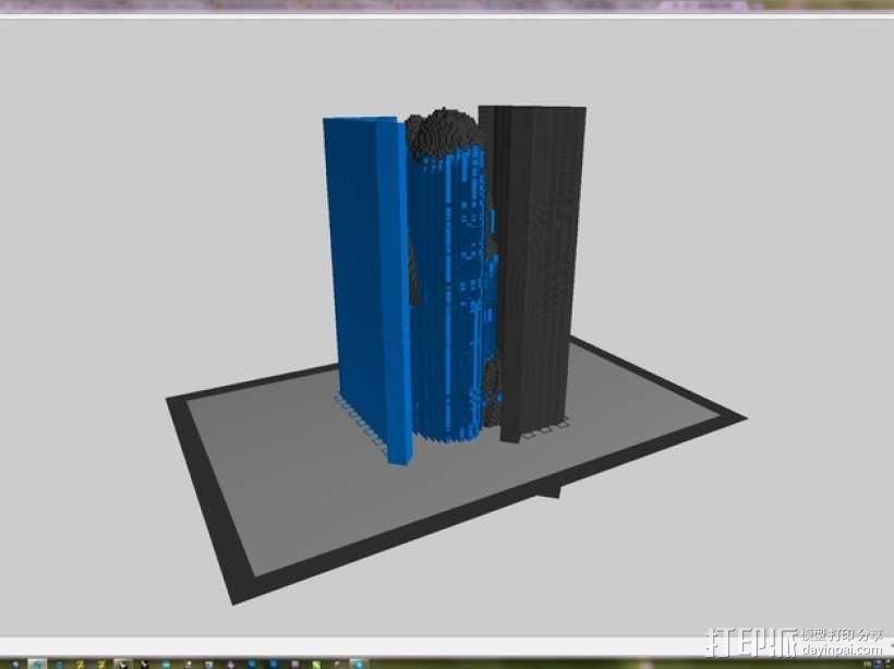 断臂维纳斯 雕塑 3D模型  图8