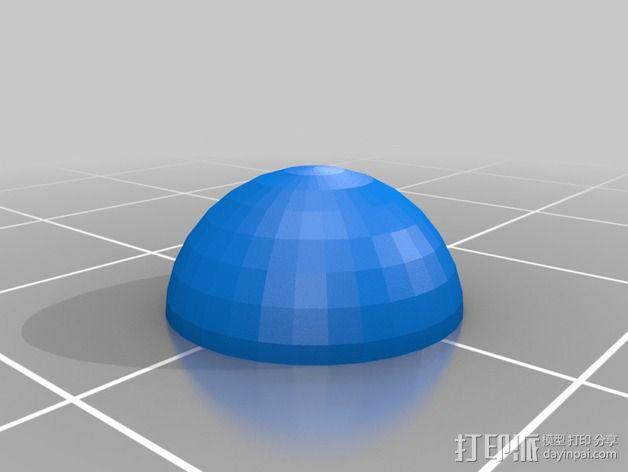 恶魔 玩偶 3D模型  图5