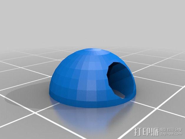 恶魔 玩偶 3D模型  图6