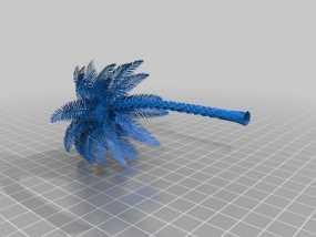 棕榈树 3D模型