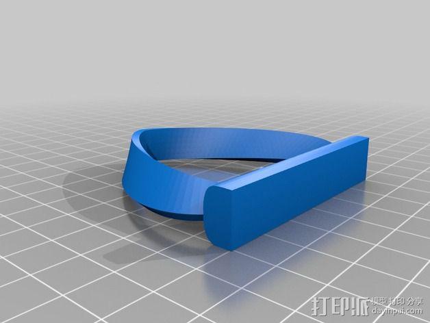 莫比乌斯带 3D模型  图3