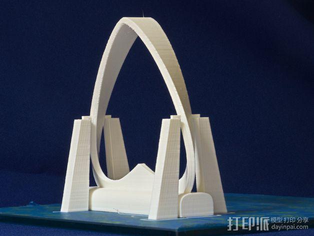 莫比乌斯带 3D模型  图6