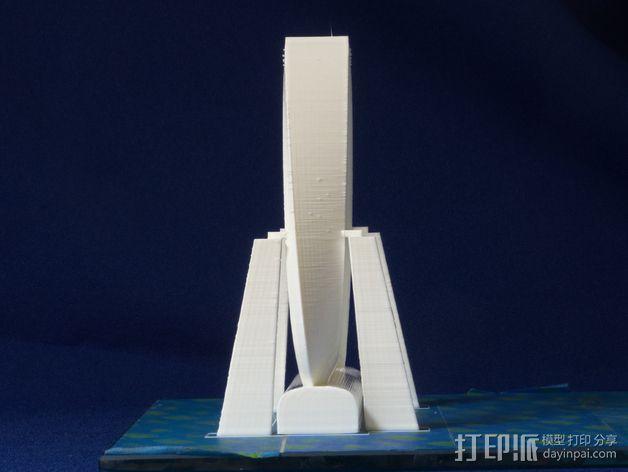 莫比乌斯带 3D模型  图8