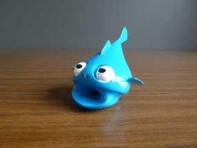小鱼LeFishy 装饰品 3D模型