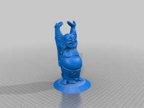 佛像/佛陀 3D模型