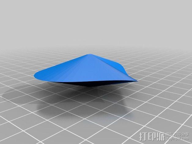 心形小盒 情人节礼物盒 3D模型  图4