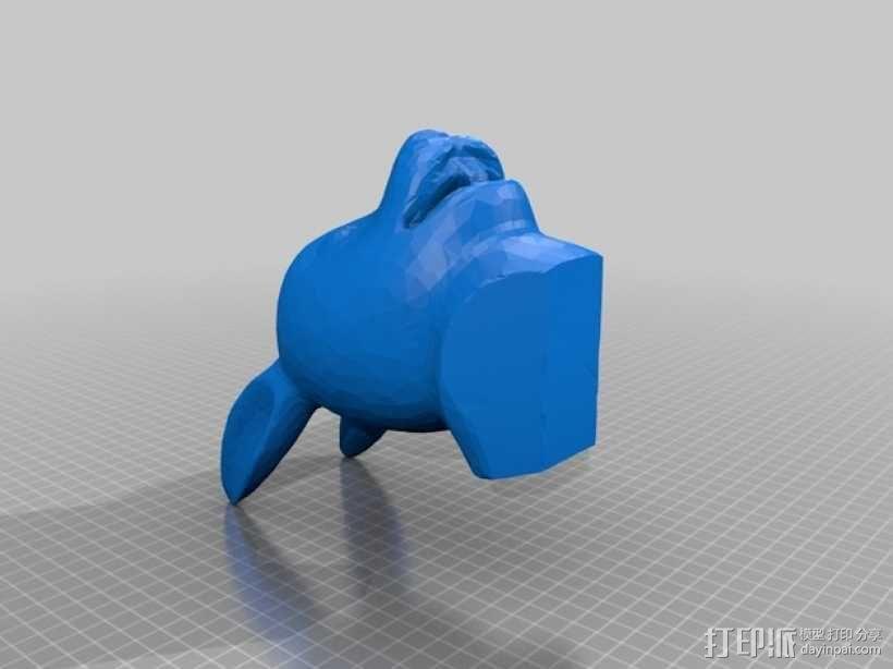 7个圆明园十二生肖 3D模型  图1