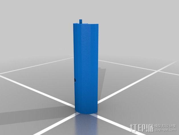 魔术棒扫描仪 3D模型  图3