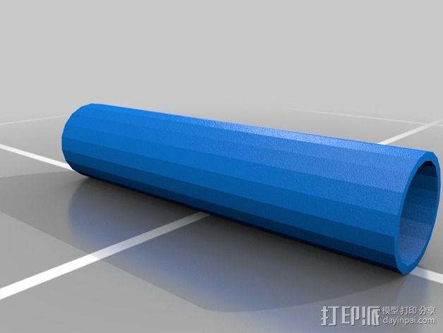 魔术棒扫描仪 3D模型  图4
