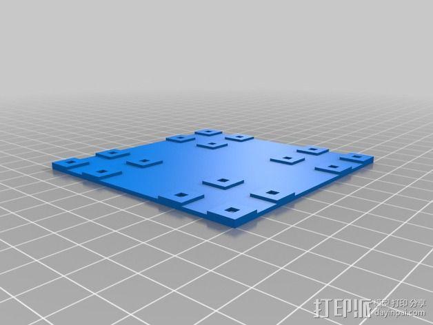 杯垫 3D模型  图9