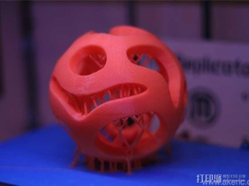 镂空小球 Orbus 3D模型  图5