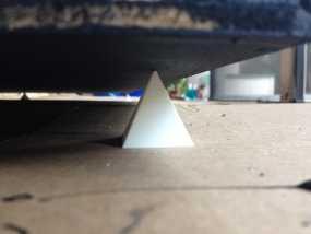三菱锥 3D模型