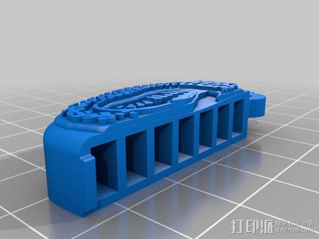 火柴盒 3D模型  图5