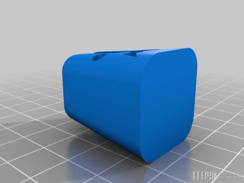 神奇宝贝:花岩怪 3D模型  图3