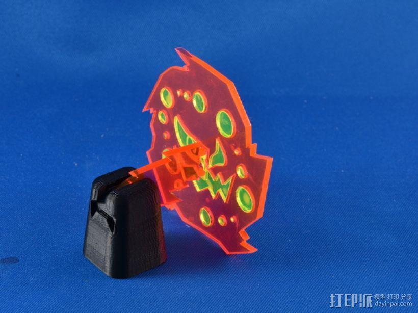 神奇宝贝:花岩怪 3D模型  图5