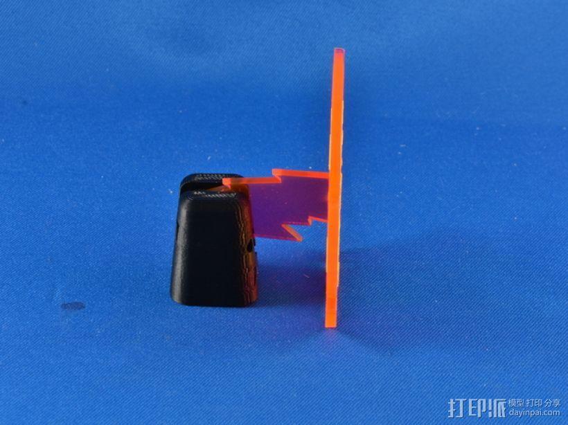 神奇宝贝:花岩怪 3D模型  图9