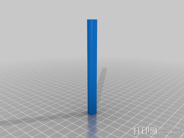 迷你喷泉 3D模型  图9