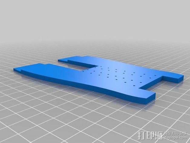 迷你喷泉 3D模型  图11