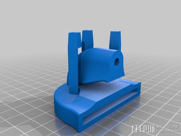 迷你喷泉 3D模型  图17
