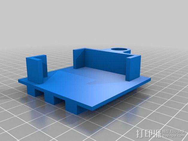 迷你喷泉 3D模型  图20