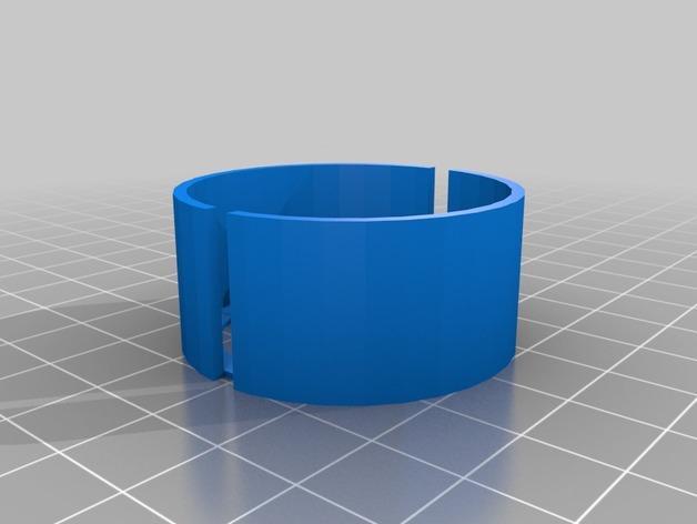 参数化圣诞球装饰品 3D模型  图4
