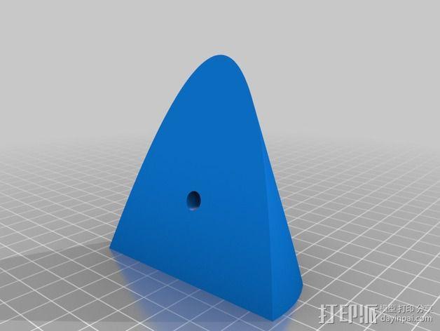 圆锥体 3D模型  图9