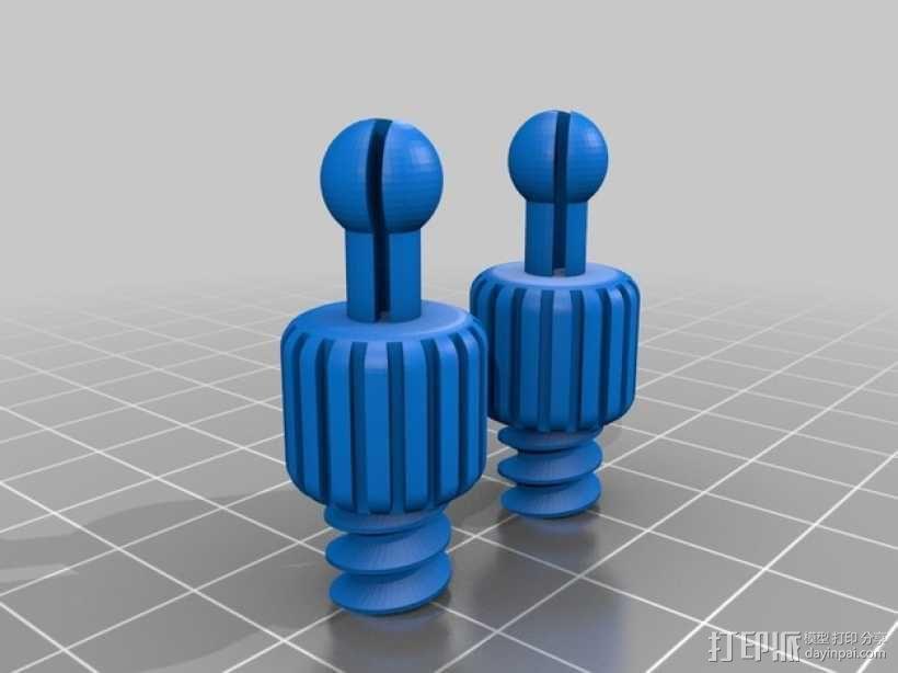 个性化项链 3D模型  图3