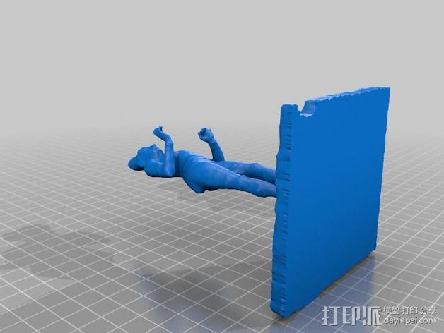 湿婆 雕塑 3D模型  图2