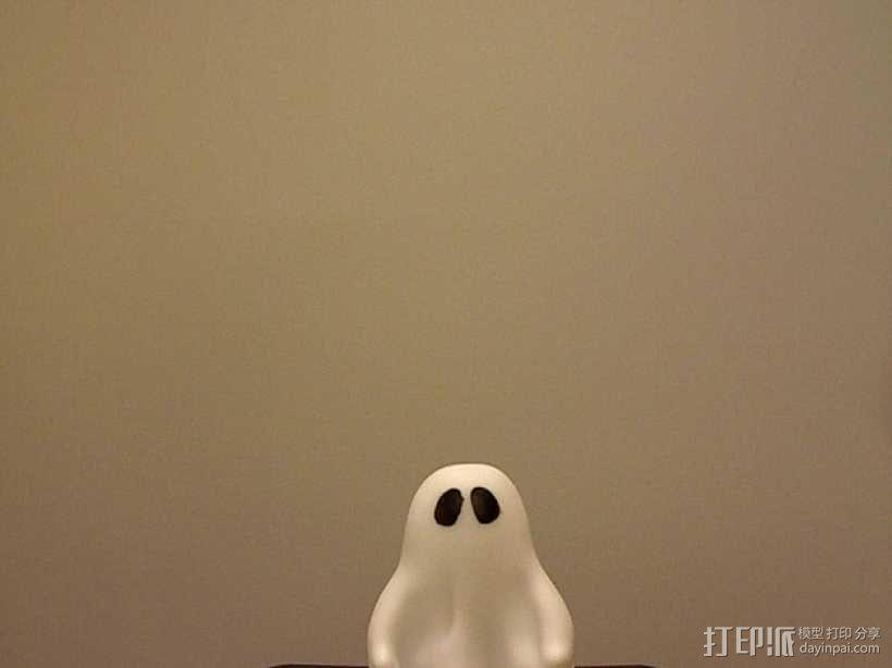 可爱的小鬼 3D模型  图1