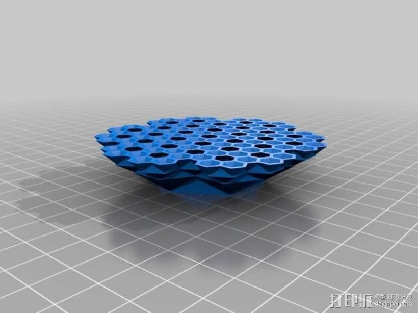 蜂巢 3D模型  图5