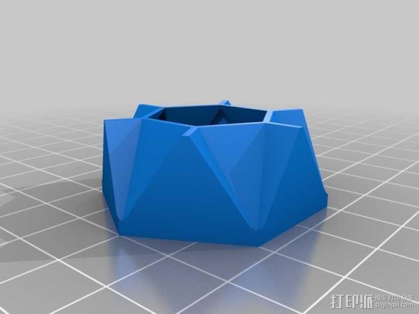 蜂巢 3D模型  图6